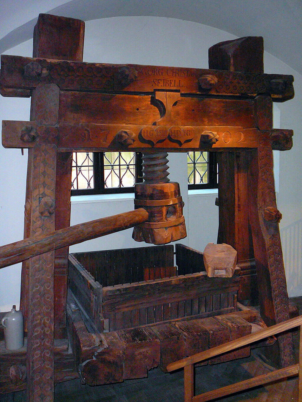 Inspiration for Printing Press