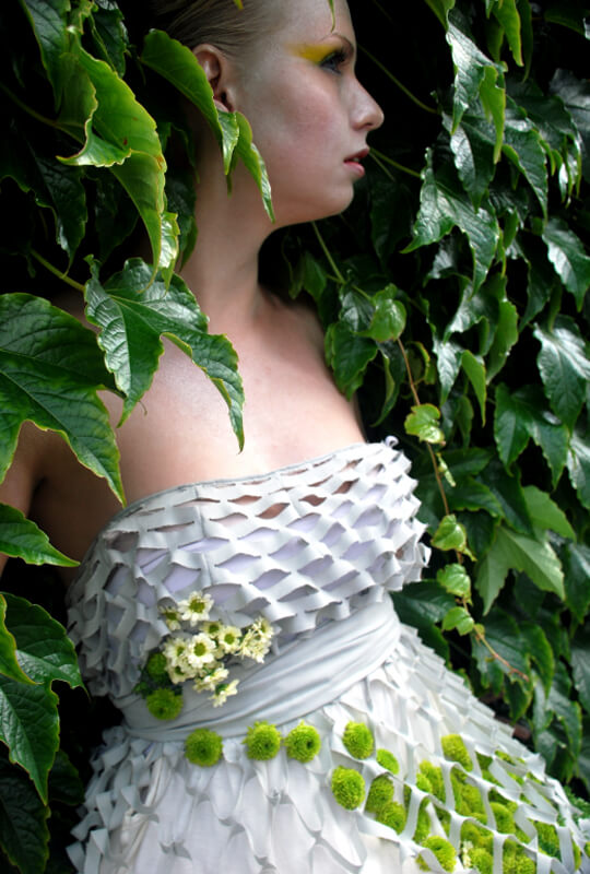 MESH Wearable Garden Concept