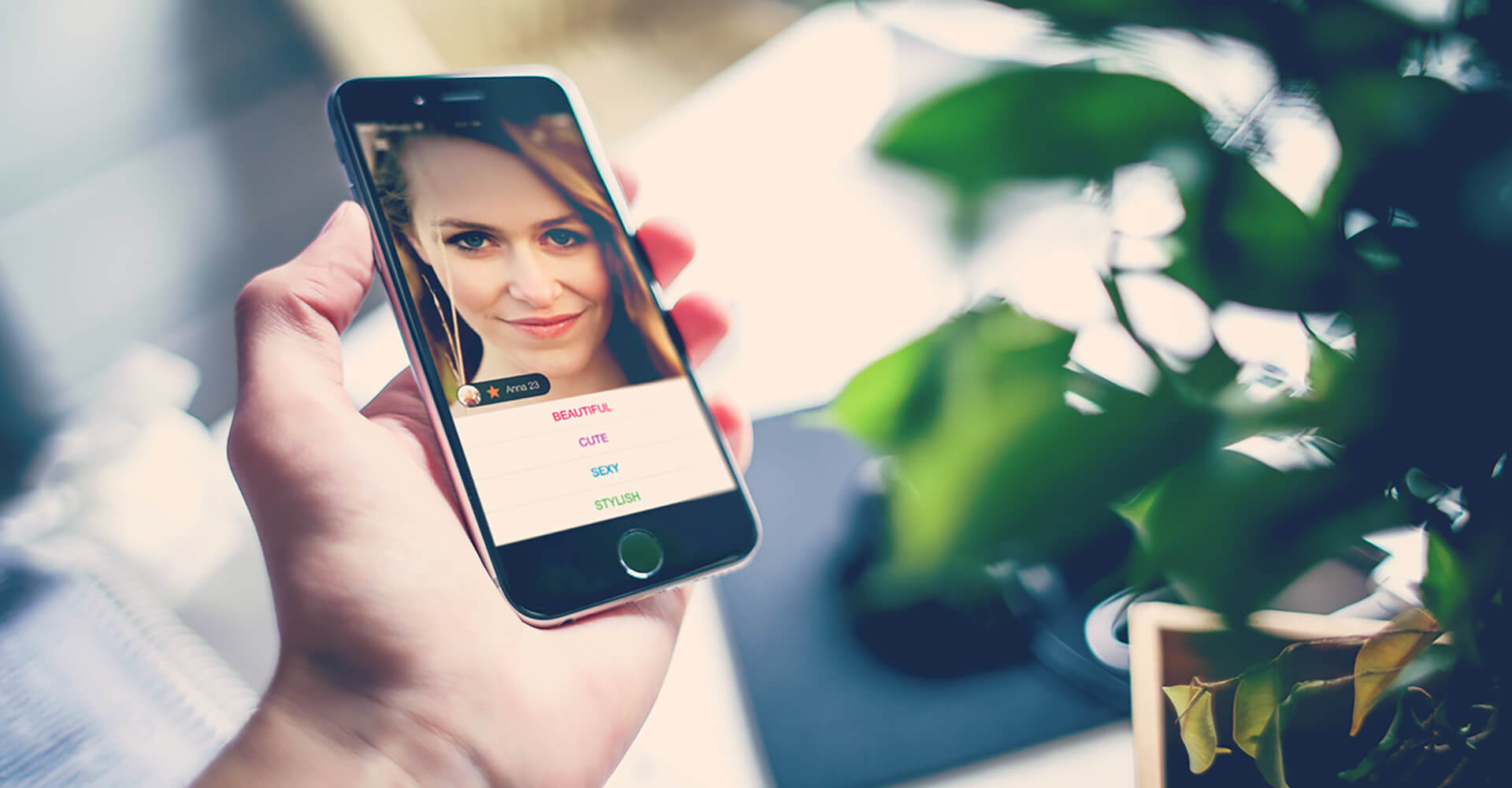 Works - Selfision Mobile Application