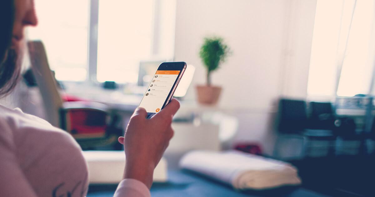 Selfision Mobile Application