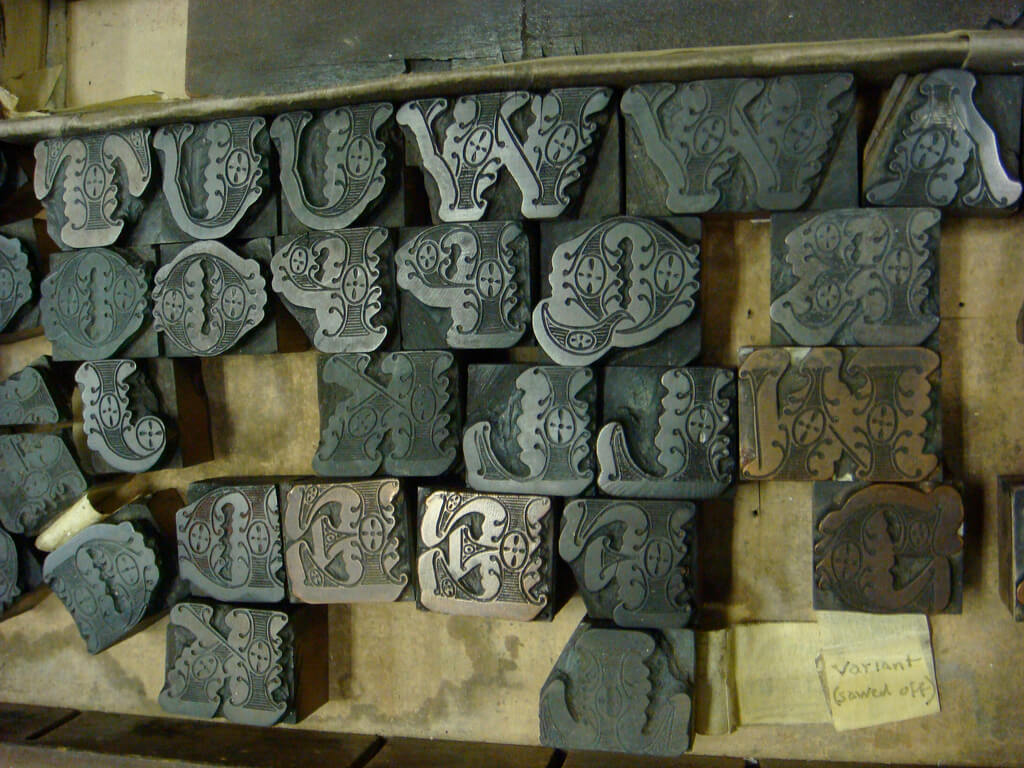 Darius Wells OriginalWoodtypes